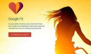Google Fit: zentrale Fitness-Plattform von Google