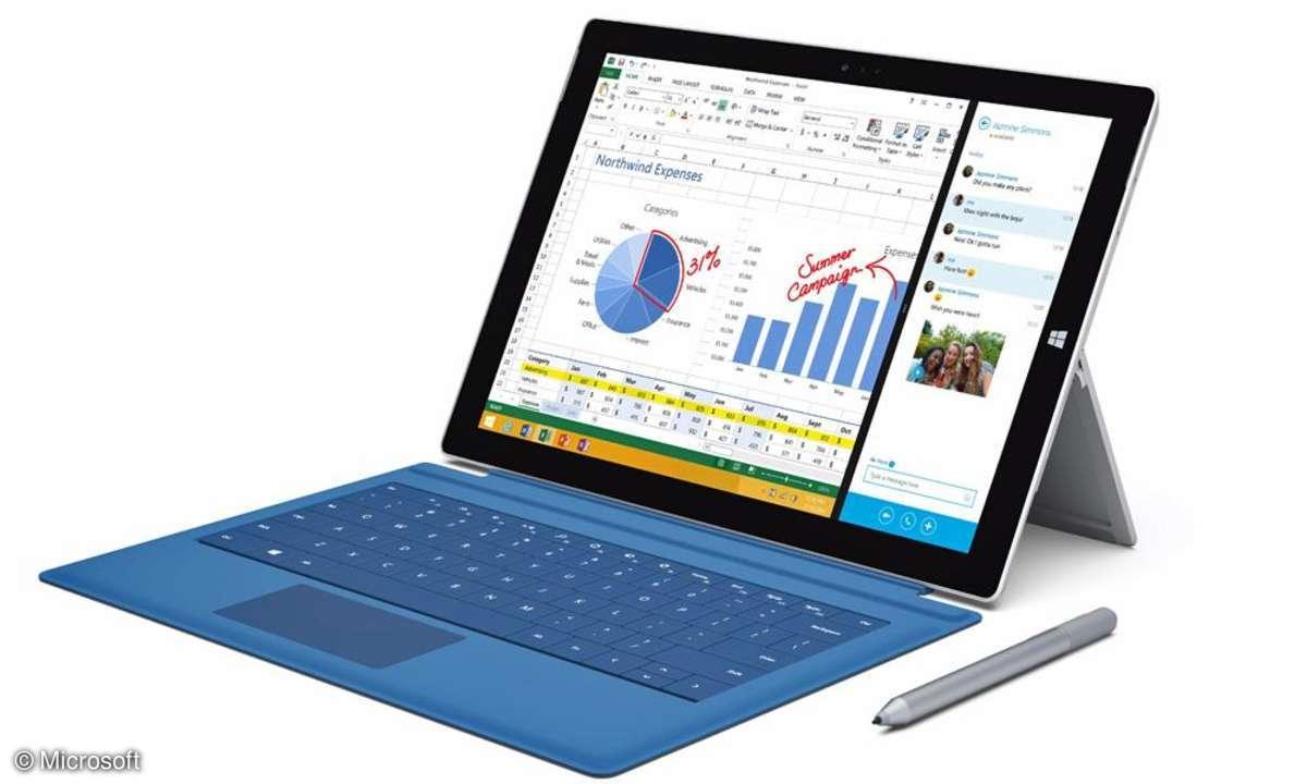 Microsoft, Surface Pro 3,Windows Tablet,Microsoft Surface Pro 3