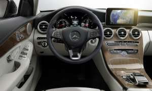 Mercedes Innenausstattung
