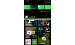 Nokia Lumia 630 Info-Center