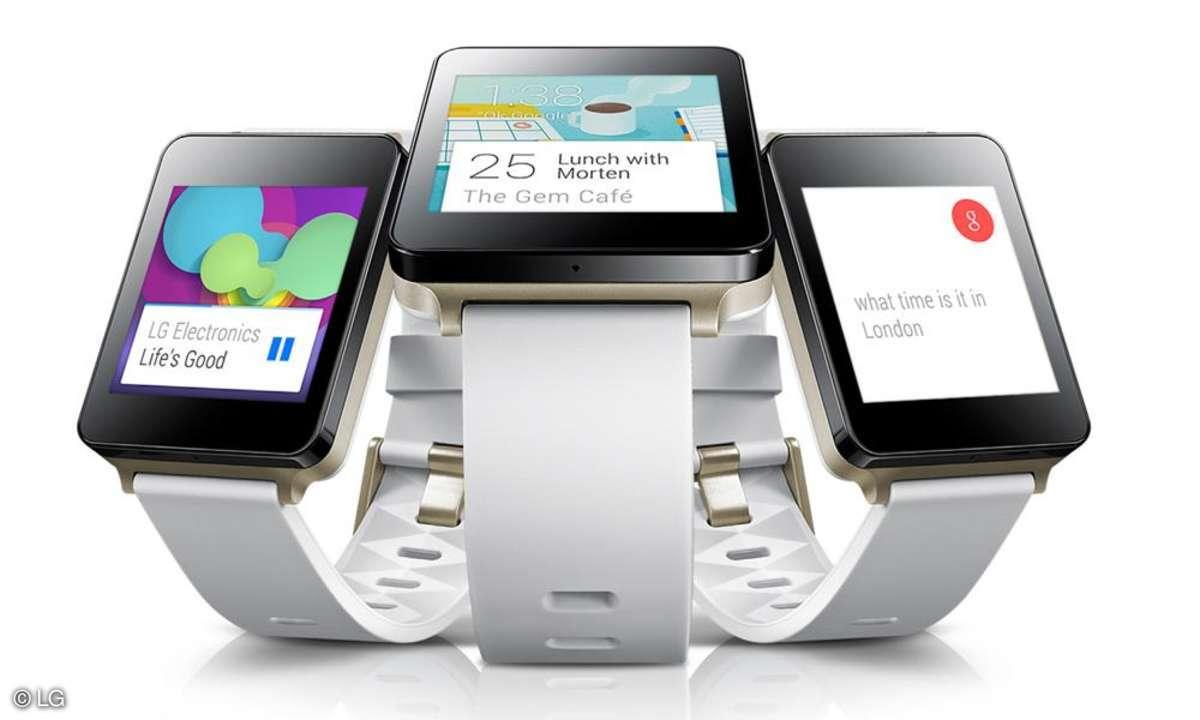 LG G Watch,Smartwatch
