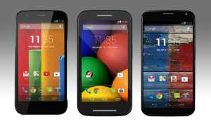 Moto X, G & E: Bekommen aktuellste Android-Version