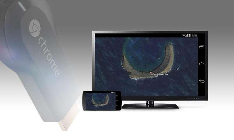 Chromecast Bildschirm übertragen Geht Nicht