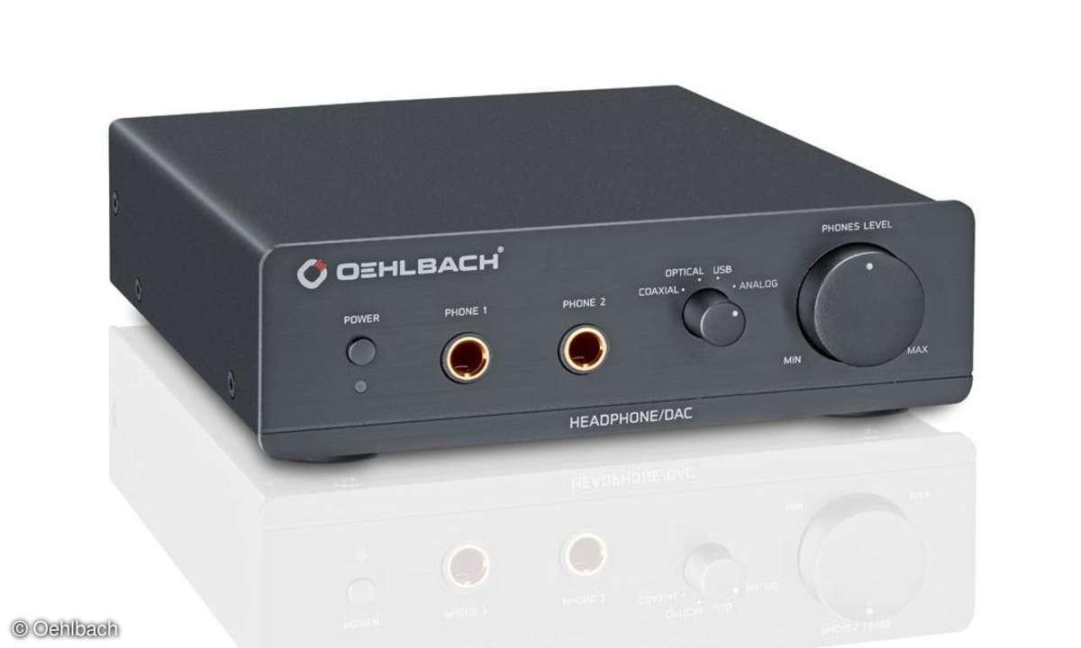 Oehlbach XXL DAC-Ultra