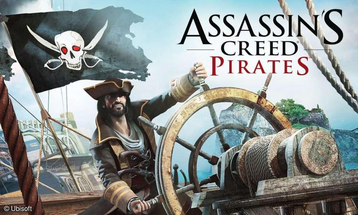 Assassin's Creed Pirates iOS kostenlos