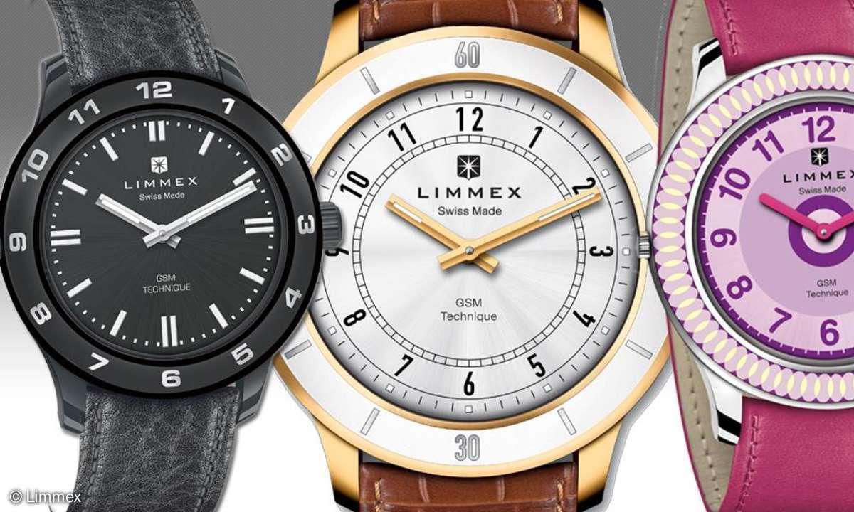Limmex Notfall-Uhr