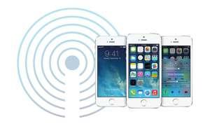 Apple iBeacon Sender