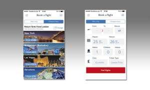 British Airways, App