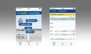 Condor, App