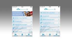 KLM, App