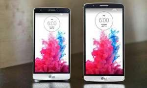 LG G3 s, LG G3