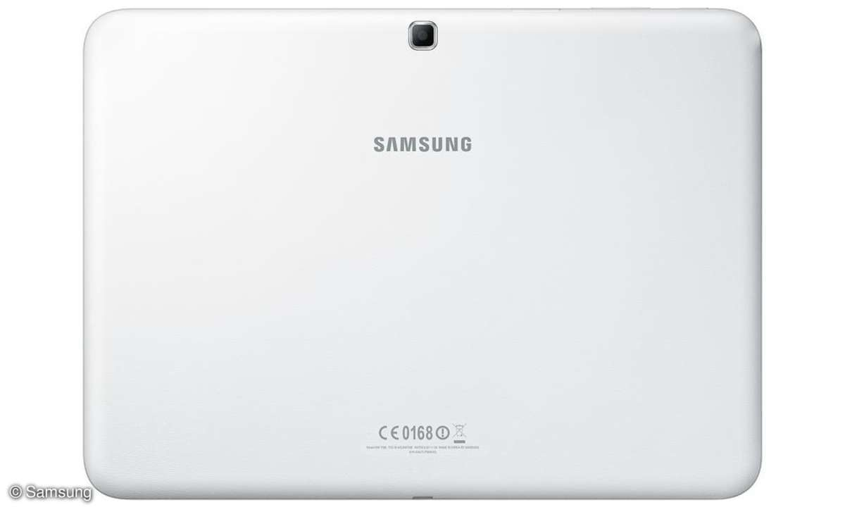 Samsung Galaxy Tab 4 10.1 LTE in weiß