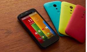 Motorola Moto G,