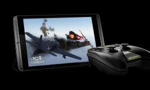 Nvidia, SHIELD Tablet, SHIELD Controller, War Thunder