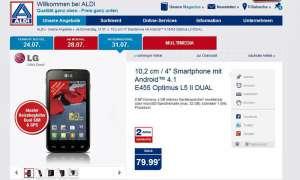 Aldi Nord,LG L5 II Dual-SIM