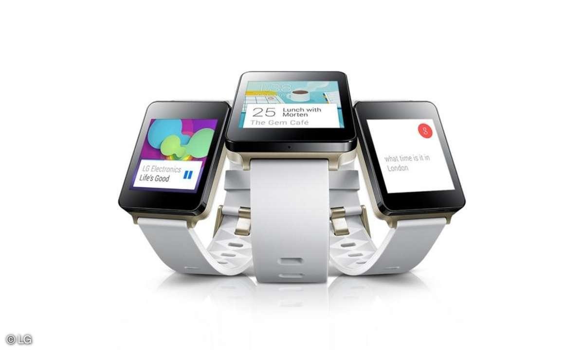Smartwatch,LG G Watch