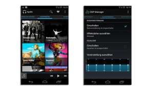CyanogenMod Apollo / DSP Manager