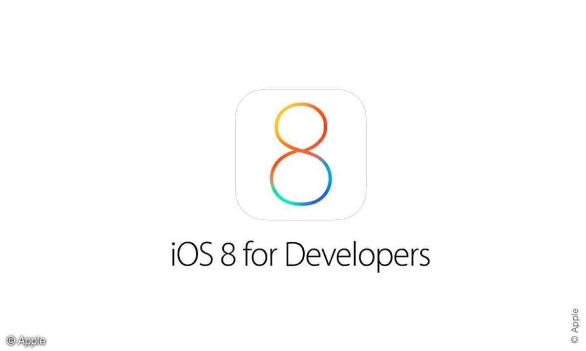 Apple hat die fünfte Beta von iOS 8 für Entwickler freigegeben.