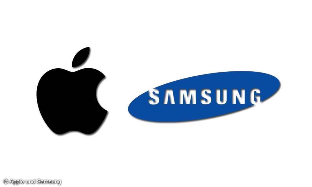 Apple und Samsung sind - zumindest außerhalb der USA - zu einer Einigung gekommen.