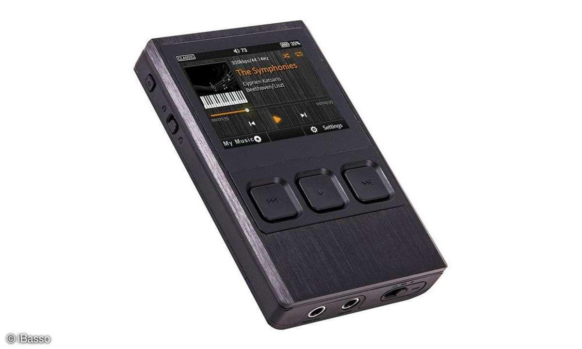 DX50,iBasso