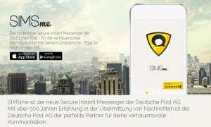 SIMSme, Messenger-App