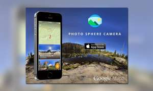 Google Photo Sphere Camera für iOS