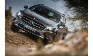 Mercedes Benz,gla