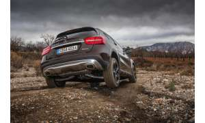 Mercedes Benz, gla