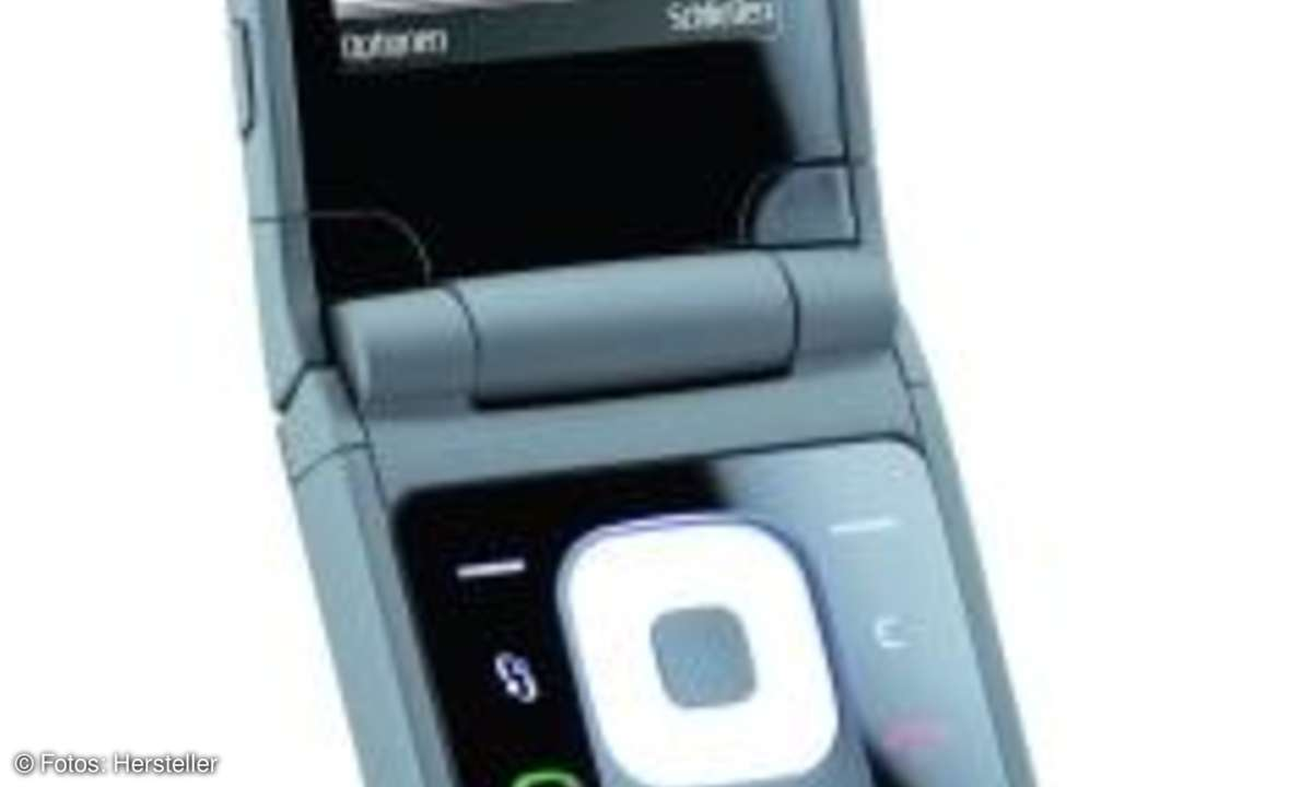 Testbericht Nokia 6650