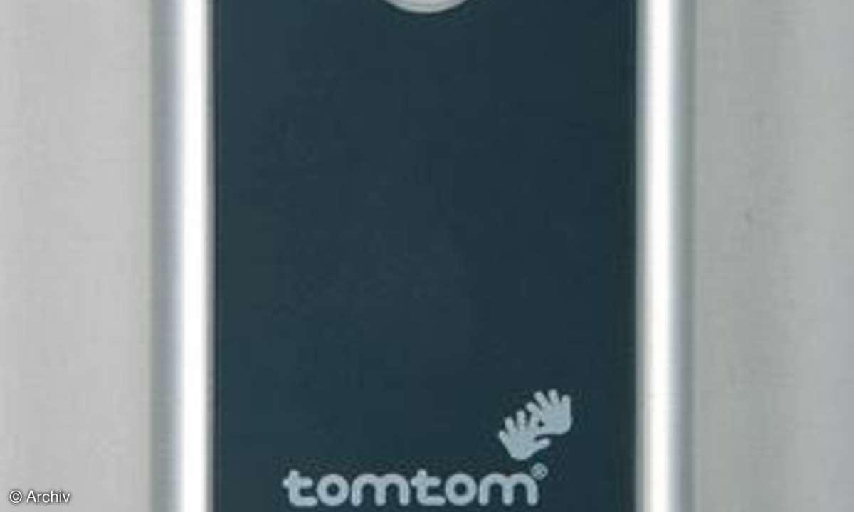 TomTom Wireless GPS MkII