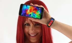 IFA 2014: Smartphone und Smartwatch