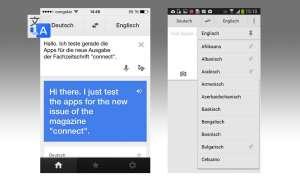 Apps,Übersetzer,Google Übersetzer