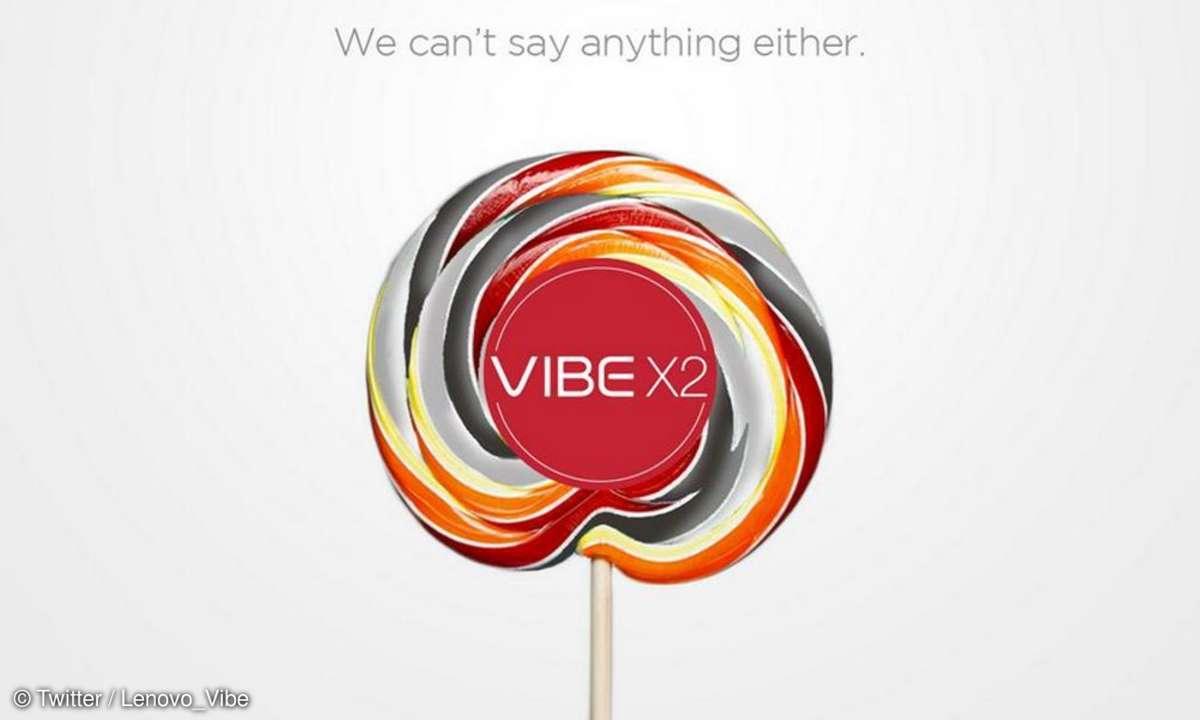 Lenovo Event-Einladung Vibe X2