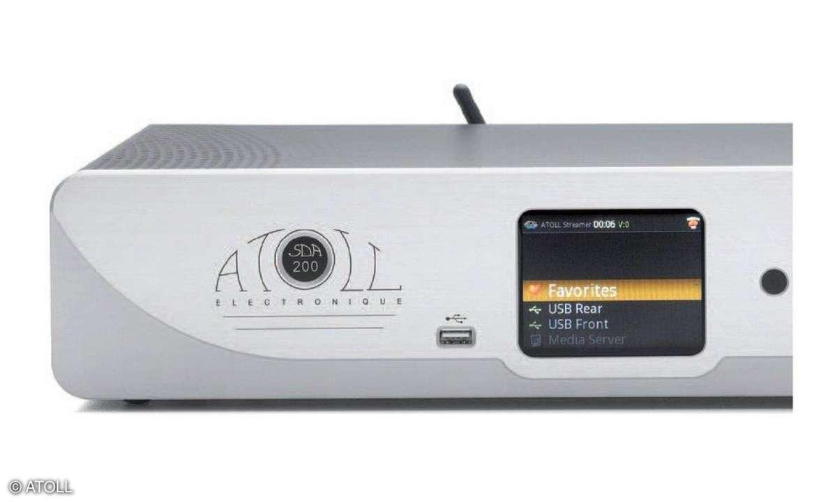 ATOLL SD-200