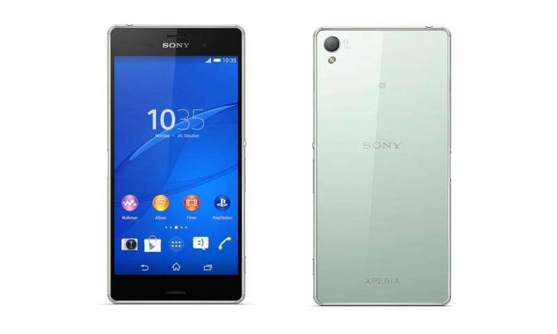 Sony Xperia Z3 im Test