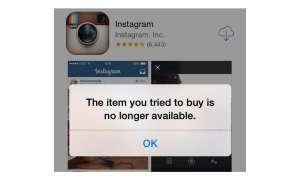 App Store offline: Betroffen waren auch der iTunes Music Store sowie der Mac App Store.