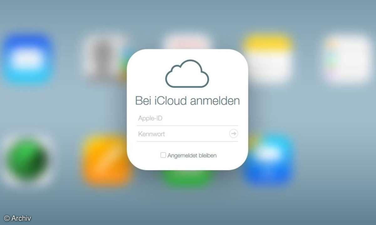 Apple, icloud