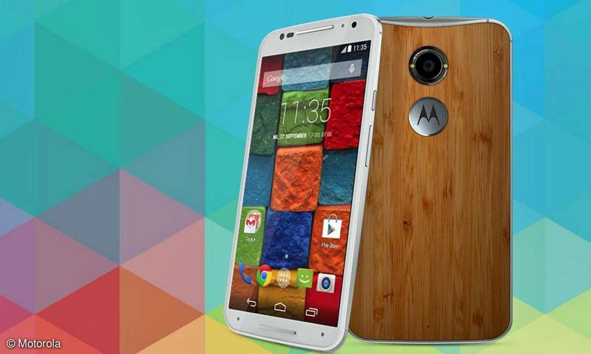 Motorola neues Moto X