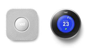 Nest Protect und Nest Thermostat