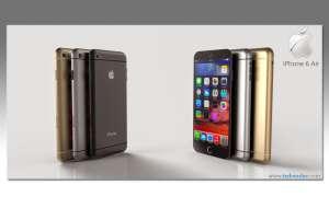 iPhone 6 Konzepte: Giorgi Tedoradze