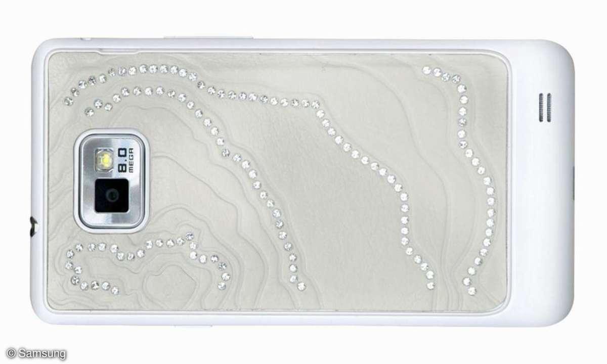 Samsung Galaxy S2 Crystal Edition