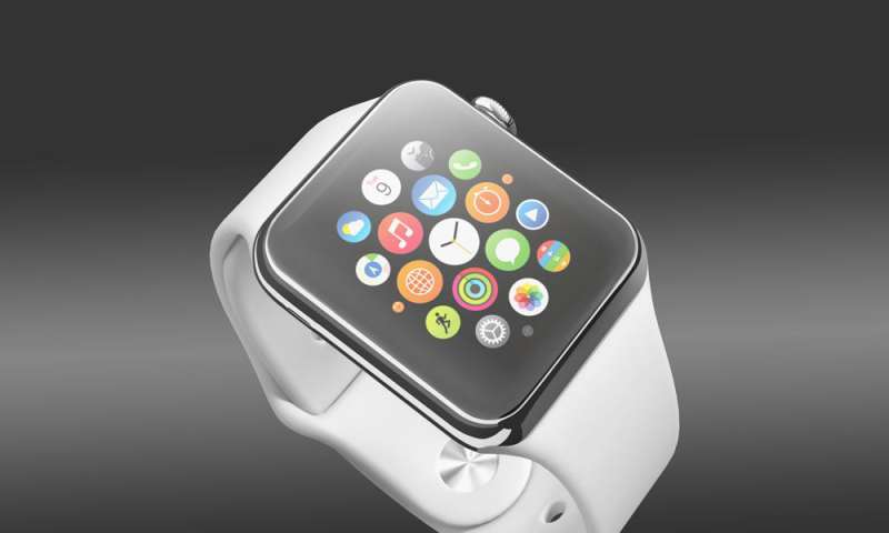 how to connect watch to iphone