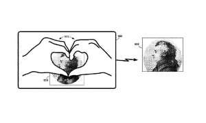 Patentunterlagen zu Google Glass