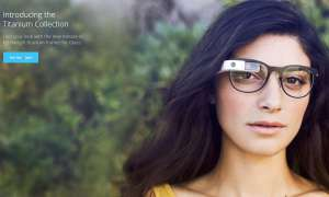 Google Glass - die neuen Collectionen