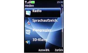 Testbericht Nokia 3600 Slide