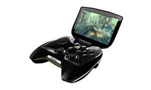 Project Shield auf der CES 2013: Nvidia möchte Cloud-Gaming via Geforce Grid salonfähig machen.