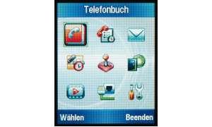 Telefonbuch Motorola MOTOKRZR K1