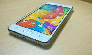 Samsung Galaxy Grand Prime auf einem Foto-Leak