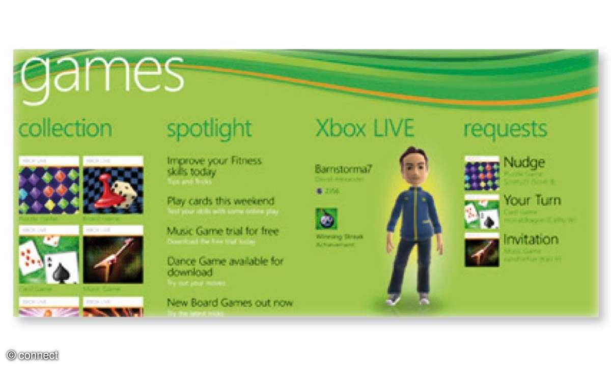 Spiele der Xbox 360 auf dem Smartphone