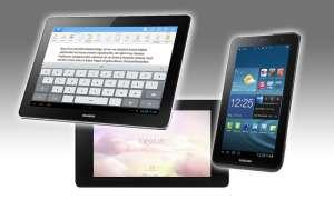 Tablets bis 200 Euro